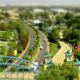 How to Create  a Tilt Shift Image