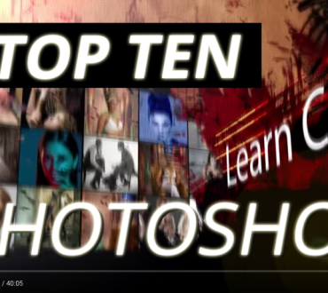 Getting Started With Photoshop CS6 Top 10 Things Beginners Want to Know How To Do
