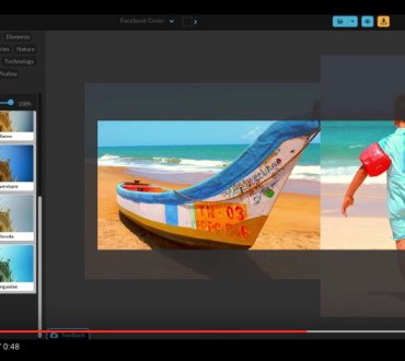 Youzign templates to create FB, Twitter, YouTube covers and more