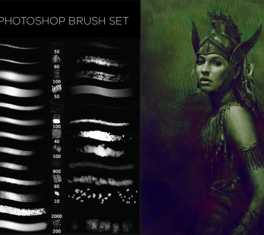 Free Photoshop Art Brushes